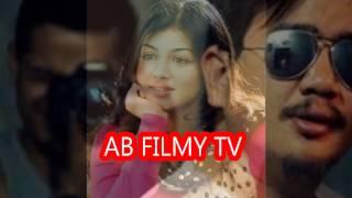 Wilson Bikram Rai 'Takme Buda' in Bollywood || नायिका आयषा टाकियासँग स्क्रीन सेयर गर्दै