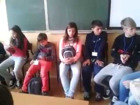 Comenius Ecopals 2015 - Interview with students from other countries
