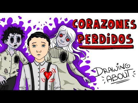 CORAZONES PERDIDOS UNA Hª DE FANTASMAS | Draw My Life