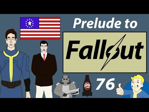 Prelude to Fallout 76 thumbnail