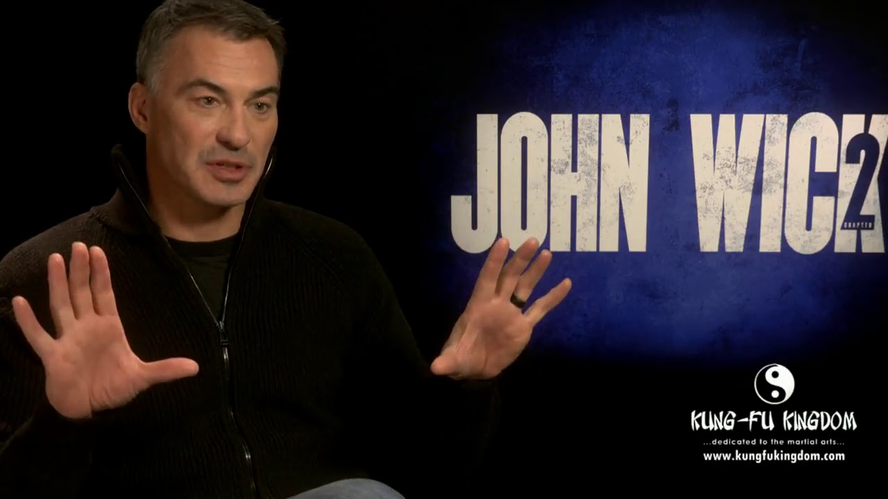 Interview With Chad Stahelski John Wick Chapter 2
