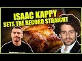 EXCLUSIVE! Isaac Kappy Sets The Record Straight!