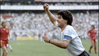 Diego Maradona ● The Legend ● Motivational Video