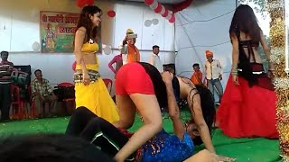 देहाती कॉमेडी - Bhojpuri Nautanki Nach Program | Bhojpuri Song 2017