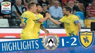 Video Gol Pertandingan Udinese vs Chievo Verona