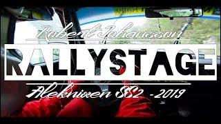 RALLYSTAGE | Aleknixen 2019 SS2 - Robert Johansson POV
