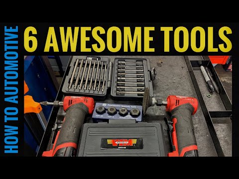 Top 6 Automotive Tools To Start Off 2020