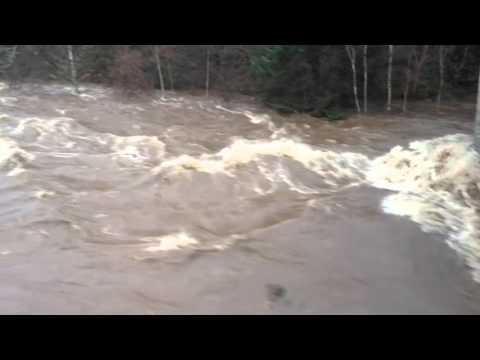 December Floods at Aboyne