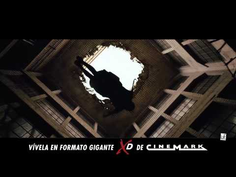 Divergente en Sala XD Cinemark