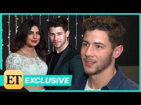 Nick Jonas Reflects on 'Good Year' He's Had Following Marriage to Priyanka Chopra (Exclusive)