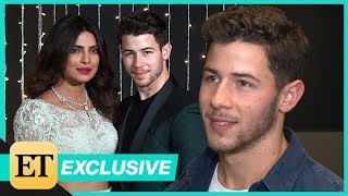 Nick Jonas Reflects on 'Good Year' He's Had Following Marriage to Priyanka Chopra (Exclusive)