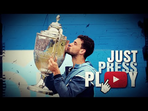 Grigor Dimitrov - The best of 2014 (HD)