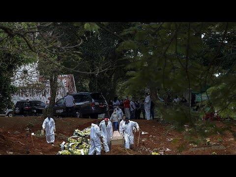 السلالة المتحورة البرازيلية لفيروس كورونا و-مخاوف لها ما يبررها-…  - 20:58-2021 / 4 / 15