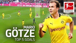 Mario Götze - Top 5 Goals