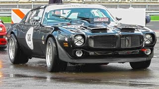 Pontiac Firebird Race Car EPIC SOUNDS + ONBOARD