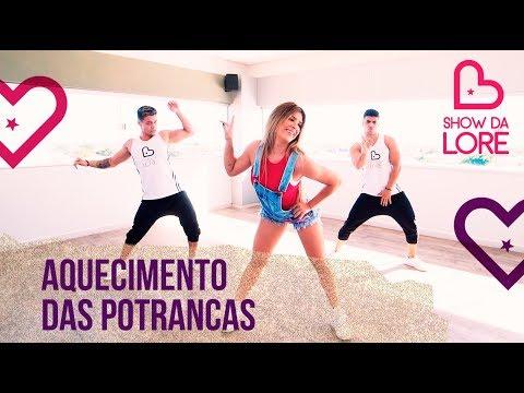 Aquecimento das Potrancas - MC WM e MCs Jhowzinho & Kadinho - Lore Improta | Coreografia