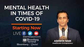 Mental Health In Times Of Covid-19: In Conversation With Ashwin Naik