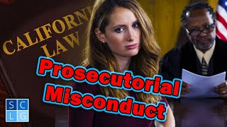 """What is """"Prosecutorial Misconduct""""? Former D.A. explains"""