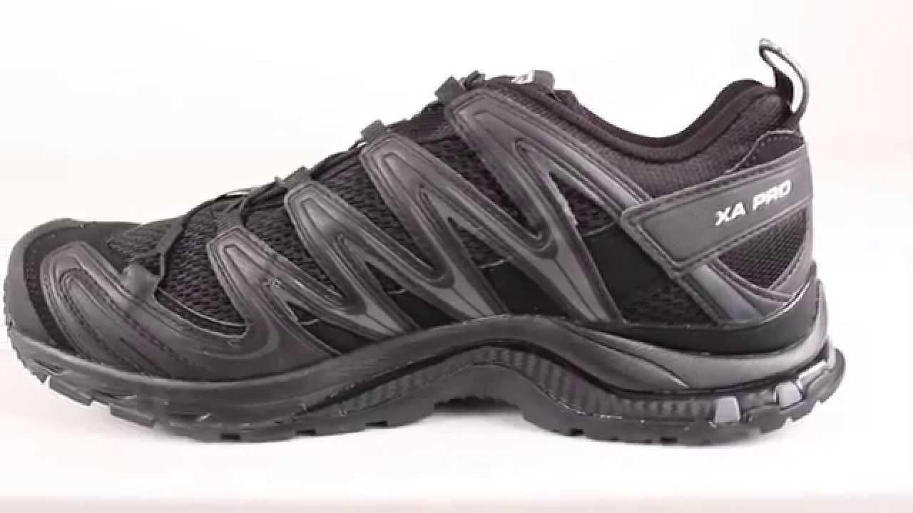 2015 Salomon XA Pro 3D Waterproof Hiking Shoe Review by Peter Glenn
