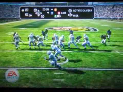 Pitch WIth Madden 2009 To Compare To All Pro Football Fixed In Madden 2010?