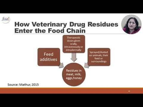 Lecture On Food Hazards By Dr. Pulkit Mathur | FSSAI