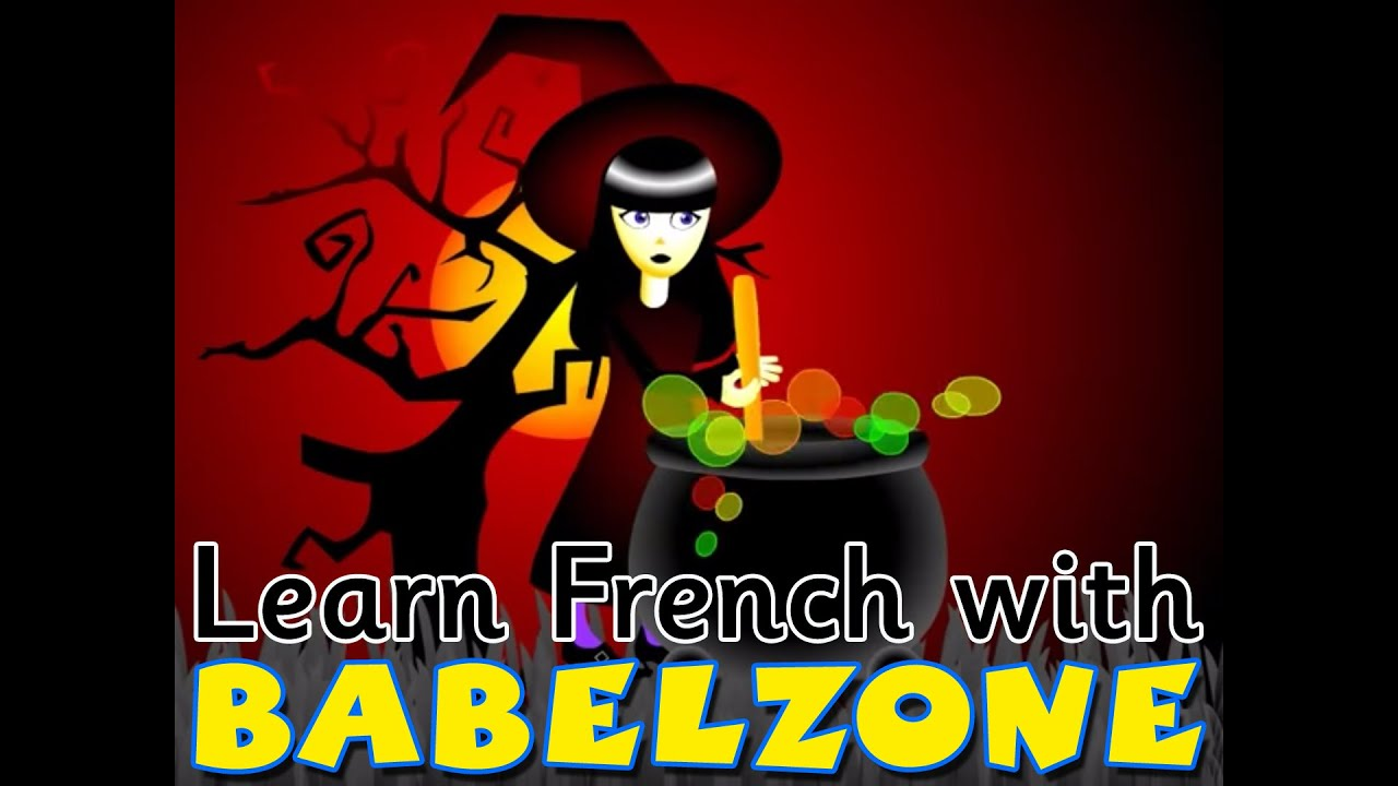 babelzone french song 39 pour faire une soupe 39 halloween. Black Bedroom Furniture Sets. Home Design Ideas