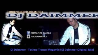 Dj Daimmer - Techno Trance Megamix (Dj Daimmer Original Mix)