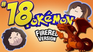 pokemon firered pokemon master part 18 game grumps