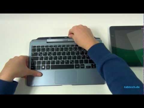Samsung ATIV Smart PC Unboxing and Hands On