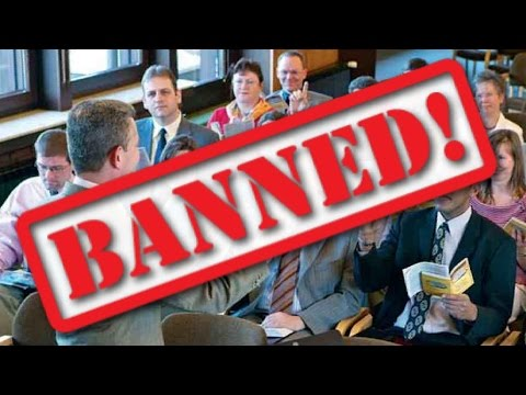 Russia BANNED Jehovah's Witnesses  | Should We CELEBRATE?