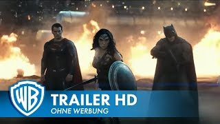Batman v superman: dawn of justice - online trailer deutsch hd german