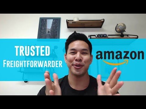 Amazon FBA Shipping To Warehouse | Freight Forwarder For Shipping Products From Overseas Supplier