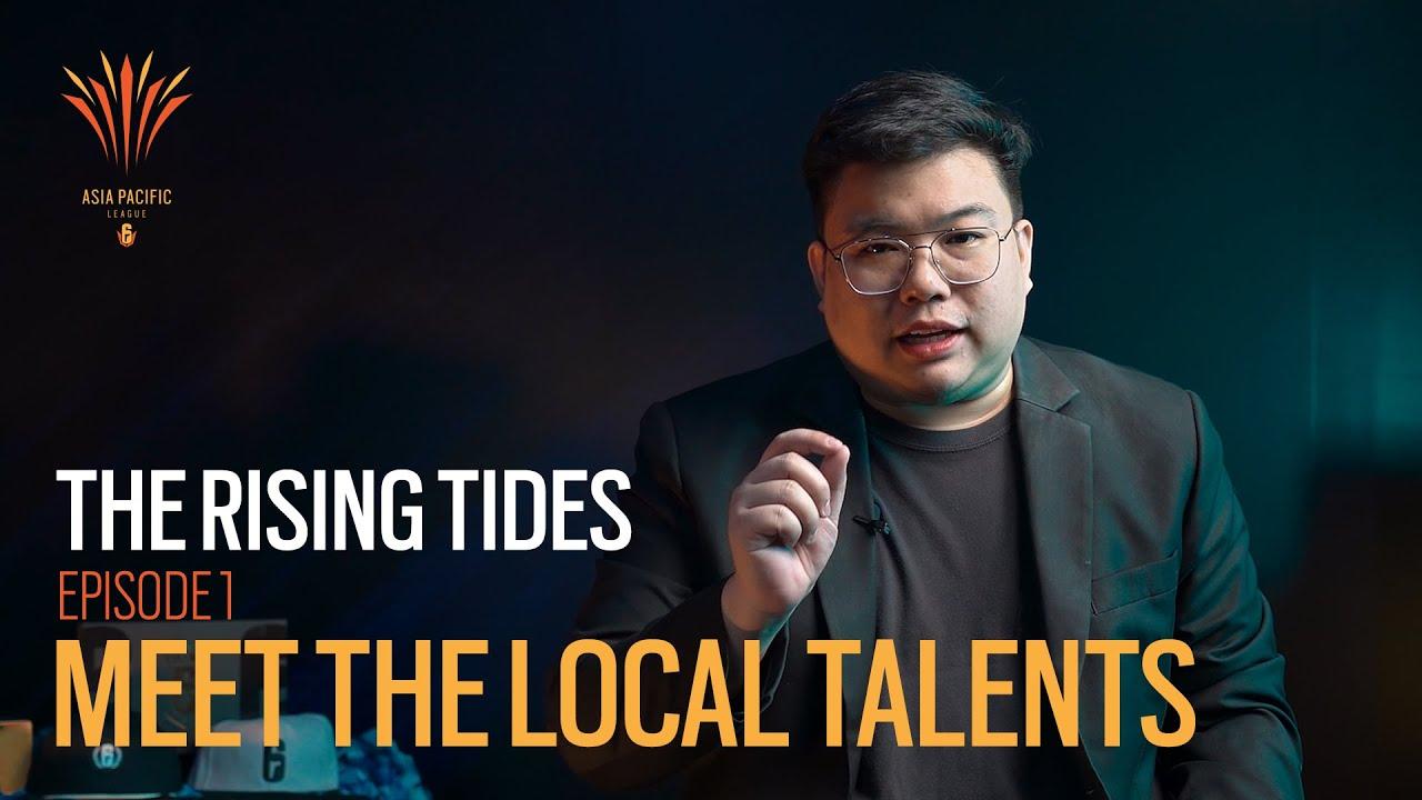 The Rising Tides 에피소드 1 Meet the Local Talents   레인보우 식스 시즈