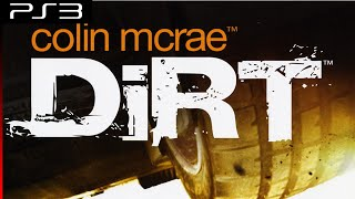 Playthrough [PS3] Colin Mcrae Dirt - Part 1 of 2