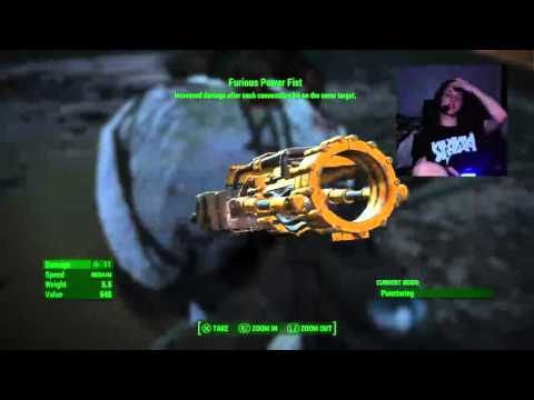 Fallout 4 waiting for the end LIVE commentary gameplay