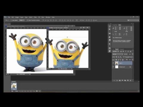 การทำภาพเคลื่อนไหว โปรแกรม Photoshop CS6 + การทำ Gif โดยใช้ Youtube
