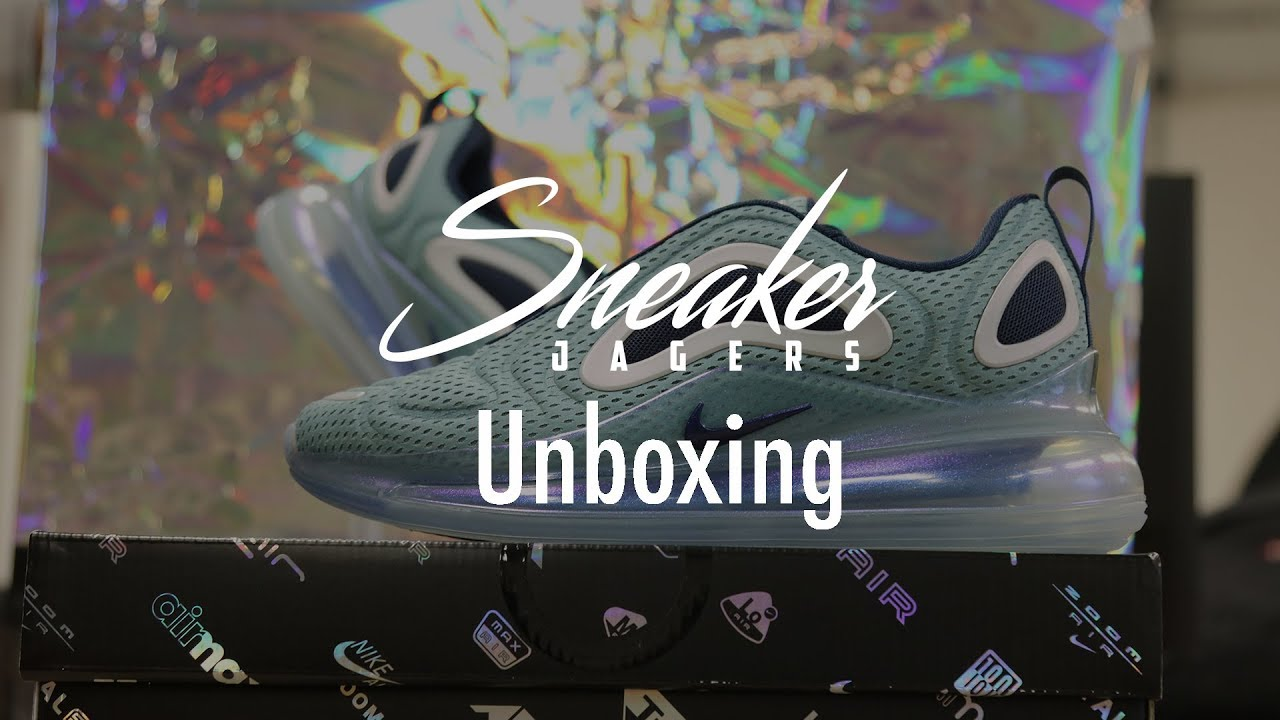 Nike Air Max 720 Northern Lights Store List + Info