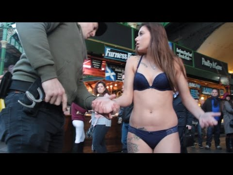 Female Police Impersonator Gets Stripped Naked Gone Sexual from YouTube · Duration:  4 minutes 13 seconds