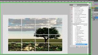 Como crear collage con recortes de fotos en photoshop