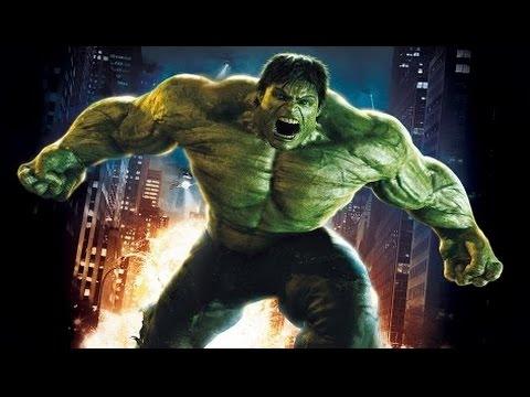 El Increible Hulk CD1  Película Completa en Español Latino
