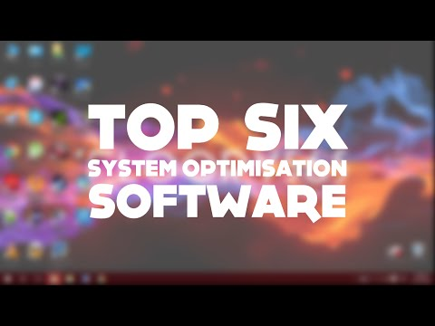 Top 6 System Optimization Software 2016