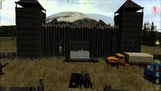 Dayz Origins [tup] - Tutorial: How To Add Gear To Your Stronghold