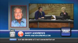 Andy Andrews discusses his book - The Noticer Returns.