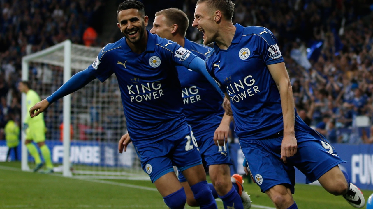 Image result for leicester city fc 2017