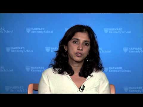 Rohini Pande on Public Policy and Gender Equality