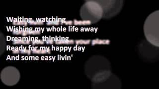 Uriah Heep Easy livin