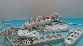 видео Удлинитель электрический. Купить удлинитель электрический на катушке в интернет-магазине Город Инструмента.