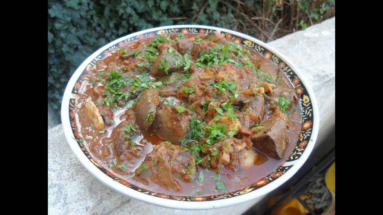 Cuisine tunisienne la kamouniya youtube for Cuisine tunisienne