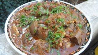 Recette cuisine tunisienne la kamouniya - La cuisine juive tunisienne ...