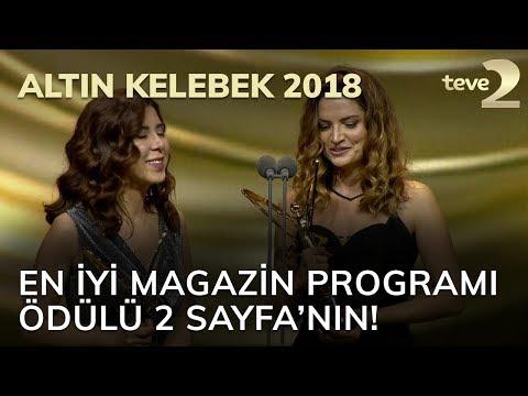 Altın Kelebek 2018: En İyi Magazin Programı Ödülü 2  Sayfanın!